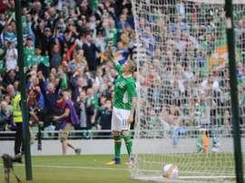 Irlanda dio buena cuenta de la Selección Uruguaya. EFE