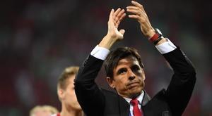 Coleman já não é o selecionador do País de Gales. EFE
