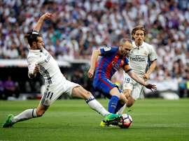 Toljan suscite l'intérêt du Real Madrid et de Barcelone. AFP