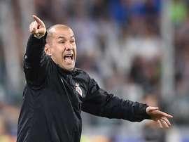 Jardim a recruté un nouveau gardien. EFE