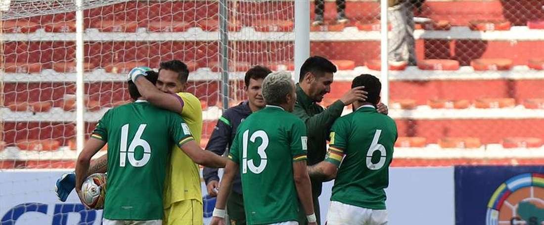 Bolivia ha ganado su segundo amistosos contra Nicaragua. EFE/Archivo