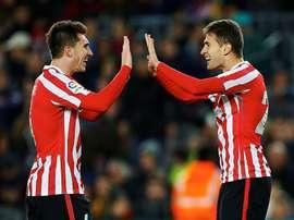 El Athletic ya conoce otro rival más para su pretemporada. EFE