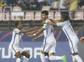 La selección inglesa se verá en la final contra Venezuela. EFE