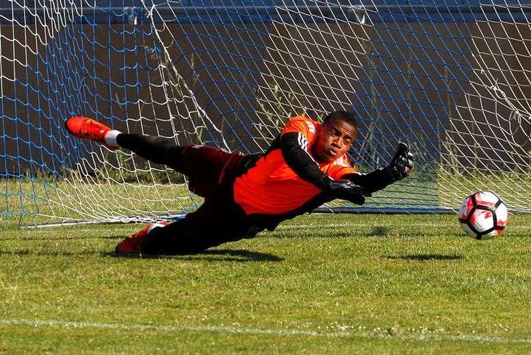 Faríñez sigue en el radar del Barça. EFE/Archivo