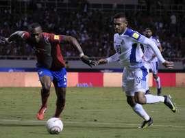 El jugador panameño habló de su futuro. EFE