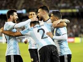L'Argentine affrontera le Singapour ce mardi 13 juin en match amical. EFE