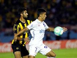 Nacional se enfrentará al Wanderers. EFE