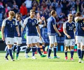 Escocia se llevó el partido por la mínima. EFE/Archivo