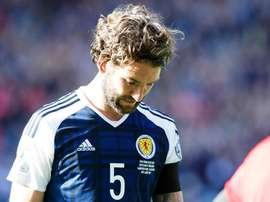 Charlie Mulgrew has attracted interest from Sheffield Wednesday. EFE