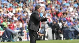 Herrera afirma que el fotógrafo con el que se encaró le llamó perdedor. EFE/Archivo