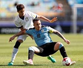 Rodrigo Amaral confía en relanzar su carrera. AFP