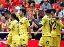 El Villarreal se ha marcado un nuevo objetivo en Suiza. EFE