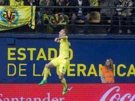 Atacante se junta ao projeto do Fenerbahçe. EFE