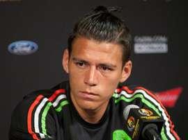 Hector Moreno part en Espagne. EFE