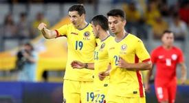 'La Roja' cae ante Rumanía tras ir ganando por 0-2. EFE