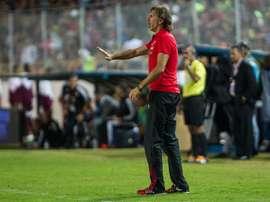 Perú logró su segundo triunfo amistoso. EFE