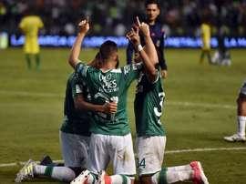 Deportivo Cali ganó por 0-1 a América de Cali. EFE