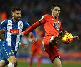 Víctor Álvarez abandona el Espanyol. EFE