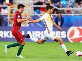 Eficácia espanhola ditou o resultado na Estádio Miejski, na Polónia. EFE