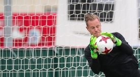 Ter Stegen: Germany benching a huge blow. EFE