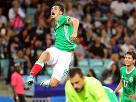 El combinado mexicano se llevó el partido por la mínima ante Nueva Zelanda. EFE
