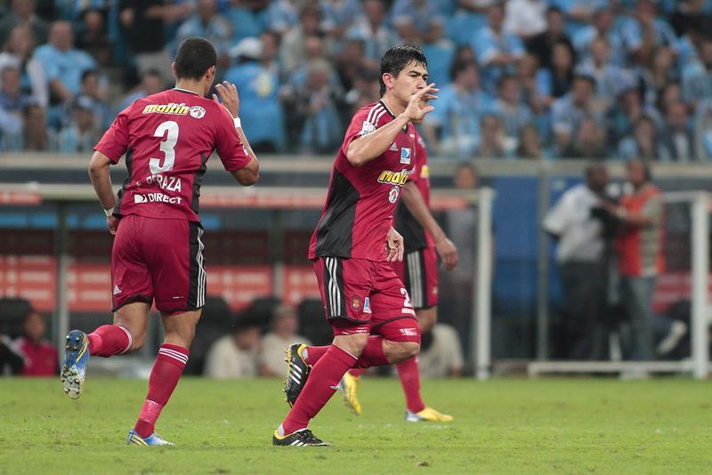 Caracas FC venció por goleada de 3-0 al Deportivo Táchira