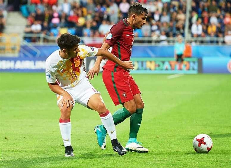 Joao Carvalho podría recalar en el Nottingham Forest. EFE