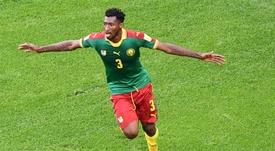Le Cameroun n'a rien lâché, mais en vain. EFE