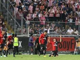 Los de Guadalajara consiguieron su segunda victoria de la temporada. EFE/Archivo