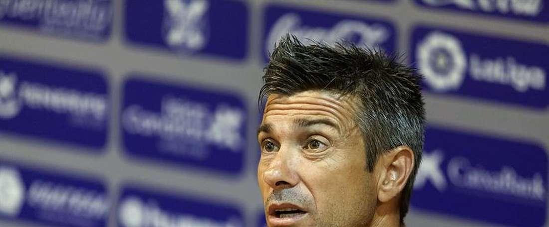 Martí cita para la pretemporada del Tenerife a siete jugadores de la cantera. EFE