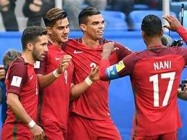Le Portugal a fait mal à la Nouvelle-Zélande. EFE