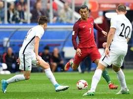 Dia de muitos jogos em diversas competições. AFP