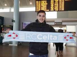Jovem atacante 'charrúa' chega do Defensor Sporting. EFE