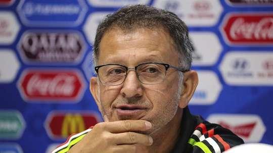 La FIFA suspende a Osorio. EFE