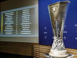 La Europa League echa a rodar en Gyumri. EFE