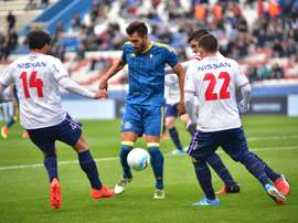 El Celta empató ante el Racing de Ferrol, pero ganó el triangular. EFE/Archivo