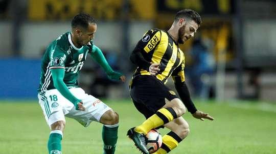 Alejandro Guerra e Juninho ficam no Bahia até junho de 2020. EFE/Arquivo