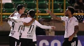 Colo Colo logró darle la vuelta al partido de ida. EFE
