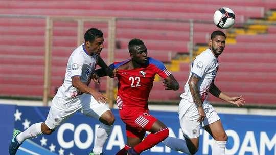 Nuevo fichaje del equipo costarricense. EFE/Archivo