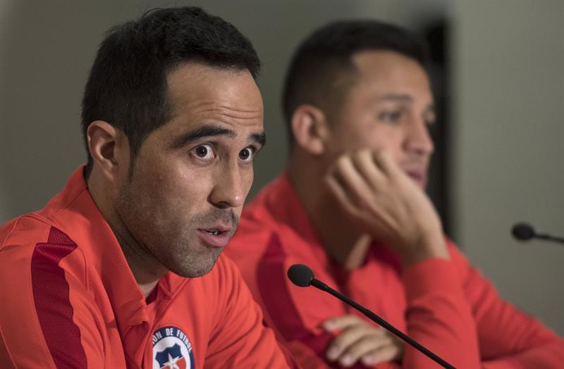 Chile es una potencia en el fútbol, será un partido duro