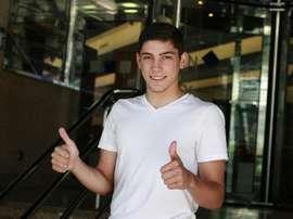 El Madrid quiere demostrar confianza en la cantera. EFE