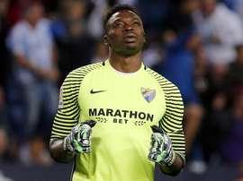 Kameni podría jugar en la Ligue 2. EFE/Archivo