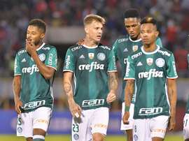 Palmeiras volvió a dejarse puntos en su estadio. EFE/Archivo