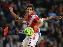 Briseño podría volver a México. EFE/Archivo