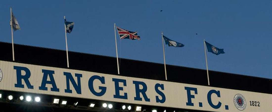 The Ibrox club have tied down the young talent for many years to come. EFE