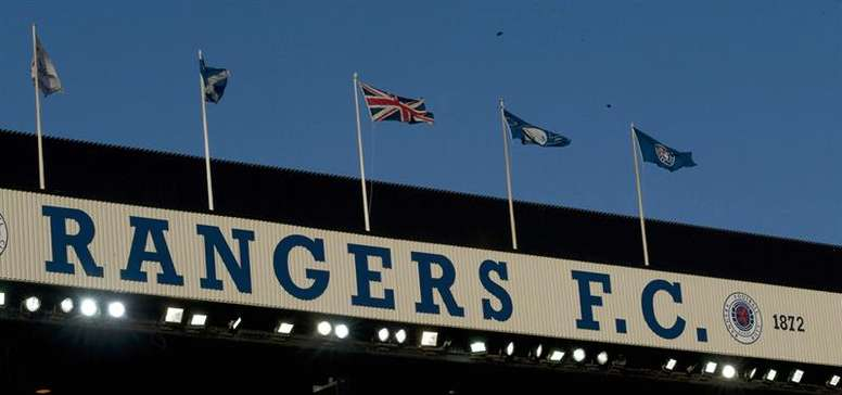 Glasgow Rangers surprisingly lost against Luxembourg club Progres.EFE/Archivo