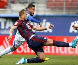El Sevilla está interesado en Lejeune. EFE