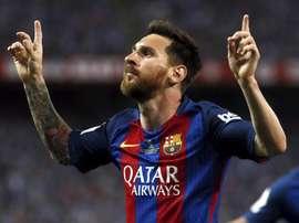 À Rosario Central, ils ne veulent pas de Messi, même gratuitement. AFP