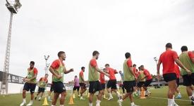El Valencia no podrá jugar ante el Etoile Sportive. EFE