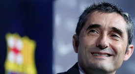 The new Barca boss has given almost everyone an opportunity. EFE/Archivo